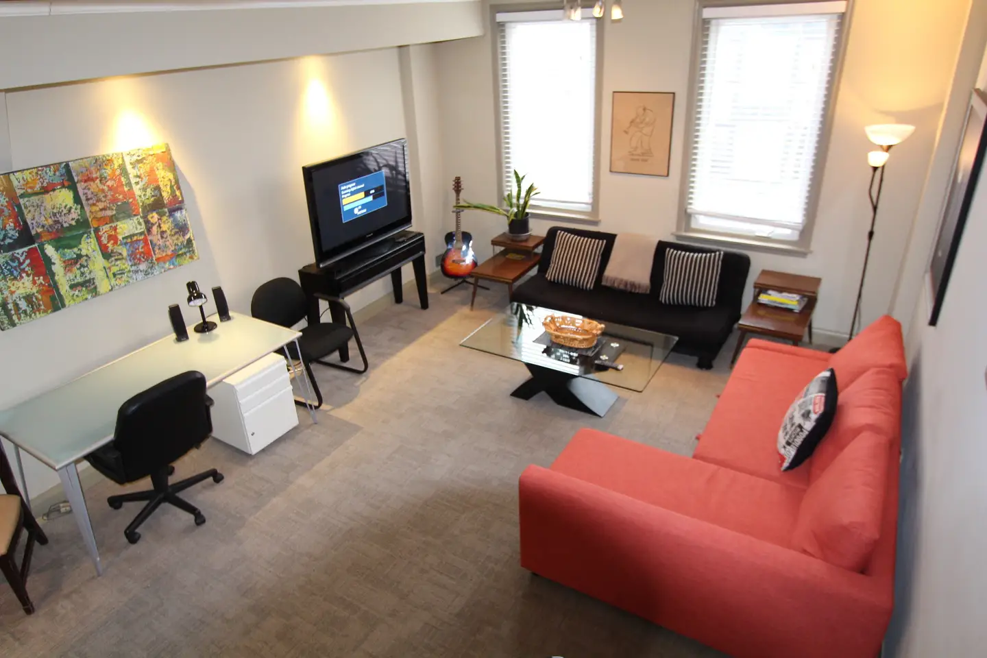 City Centre 2 Bedroom Distillery Apartments For Rent In Toronto Apartments For Rent Urban Apartment Apartment