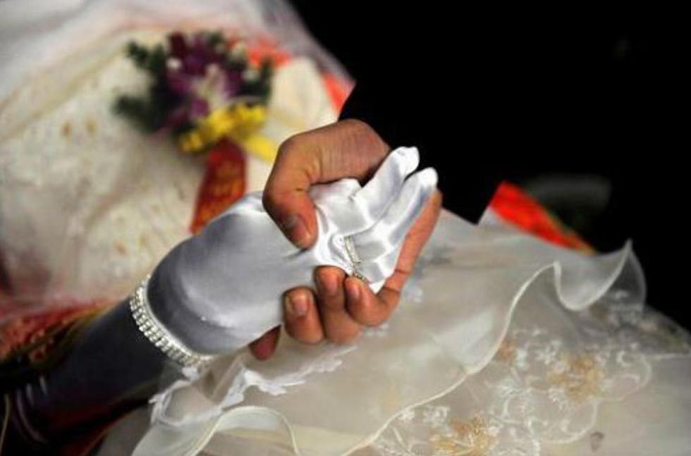 Ghost Marriages Love For The Living And The Deceased Corpse Bride Dead Bride Marriage