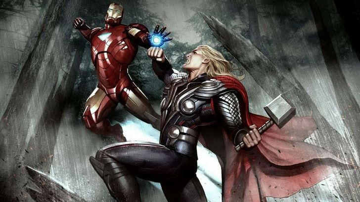 Thor HD Wallpapers Backgrounds Wallpaper Thor wallpaper