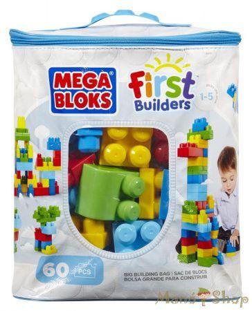 Mega Bloks 60 db-os Klasszikus Építő csomag (DCH55)
