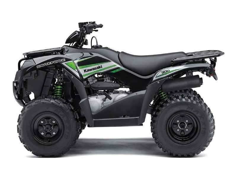 New 2017 Kawasaki Brute Force 300 ATVs For Sale in Texas. THE BRUTE FORCE® 300 ATV IS PERFECT FOR RIDERS 16 AND OLDER SEARCHING FOR A SPORTY AND VERSATILE ATV, PACKED WITH POPULAR FEATURES, FOR A LOW PRICE MAKING IT A GREAT VALUE.