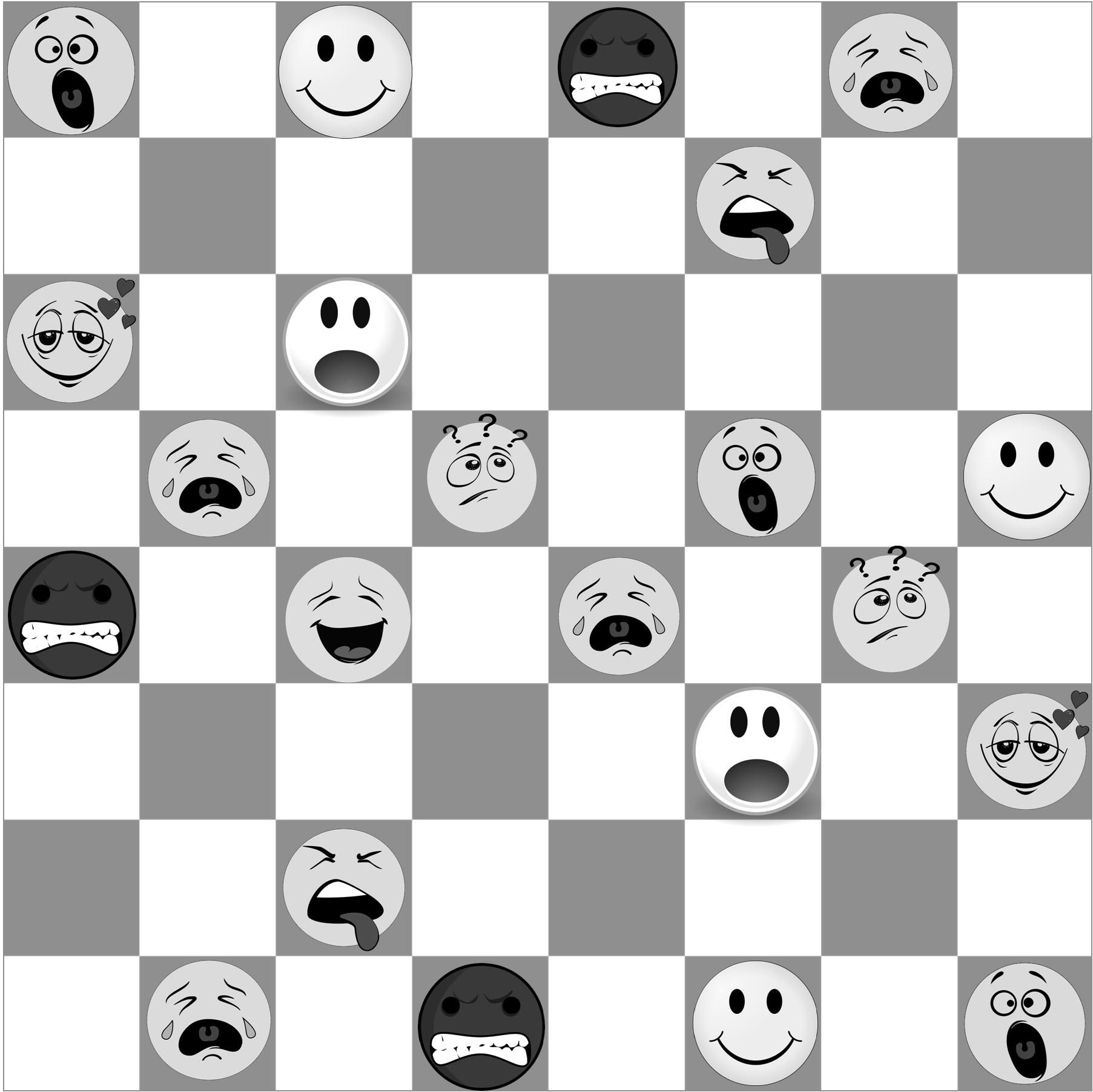 Feeling Checkers Game A Counselling Tool To Help