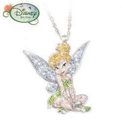 If you are looking for beautiful Tinkerbell Jewelry andor