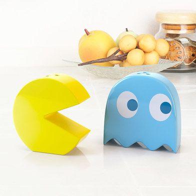 Salt & Pepper Set Pac-Man