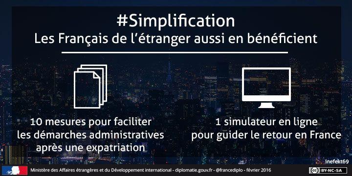 Suite A La Publication Du Rapport Retour En France Des Francais