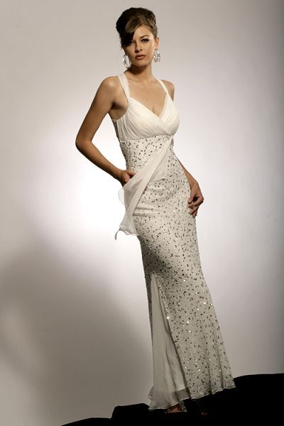 glamour evening gowns