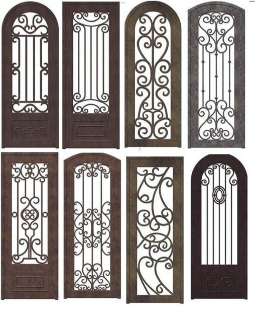 Single Iron Doors | Putz Iron Doors Dallas | Home | Iron Works Dallas Texas | Plano | Southlake |  sc 1 st  Pinterest & Single Iron Doors | Putz Iron Doors Dallas | Home | Iron Works ...