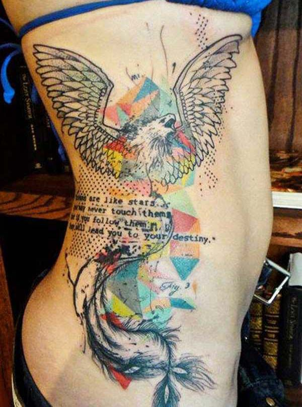 Magische Phönix Tattoos Tattoos Pinterest Phönix Aus Der Asche