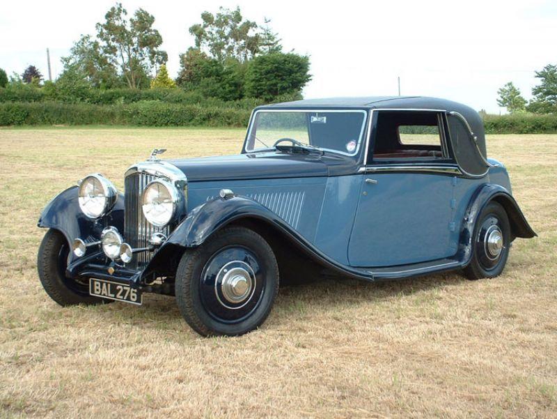 1932 Bentley Sportsman \