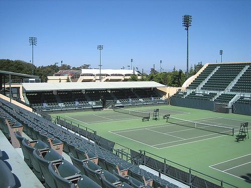 Taube Family Tennis Stadium Stanford California Arenas Stadiums Visited Pinterest