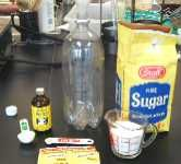 How to make your own root beer - perfect project for a 10-yr-old boy I know...