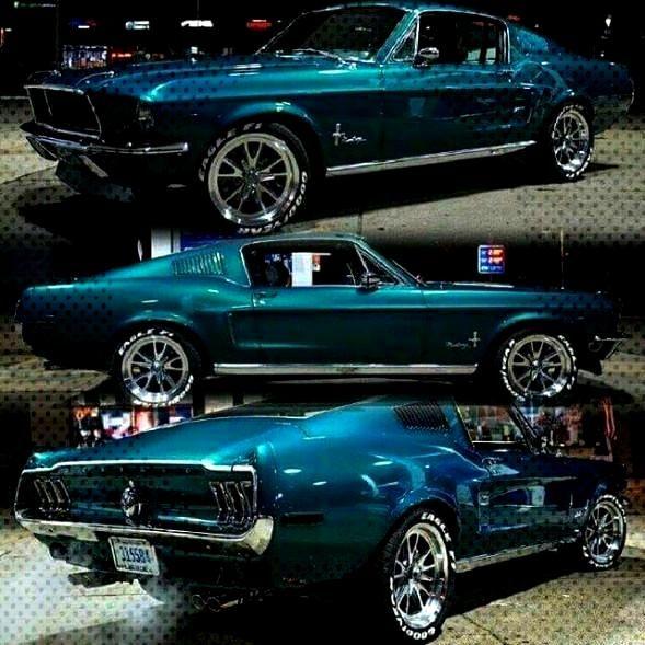 68 Mustang Fastback68 Mustang Fastback68 Mustang Fastback