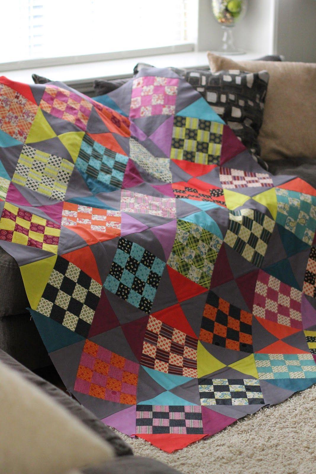 Jones Quilts Courte Pointe Couverture
