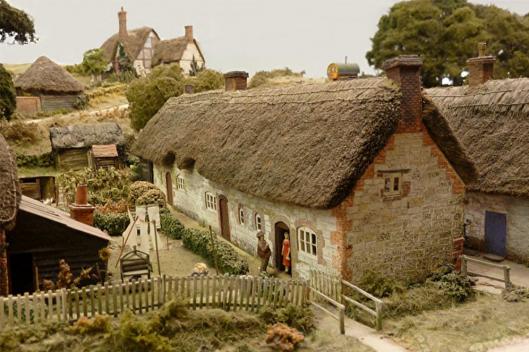Plumber S Hemp As Thatch Dollhouse Thatch Roof