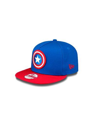 Productos   Gorra New Era Capitán América  f2124964148