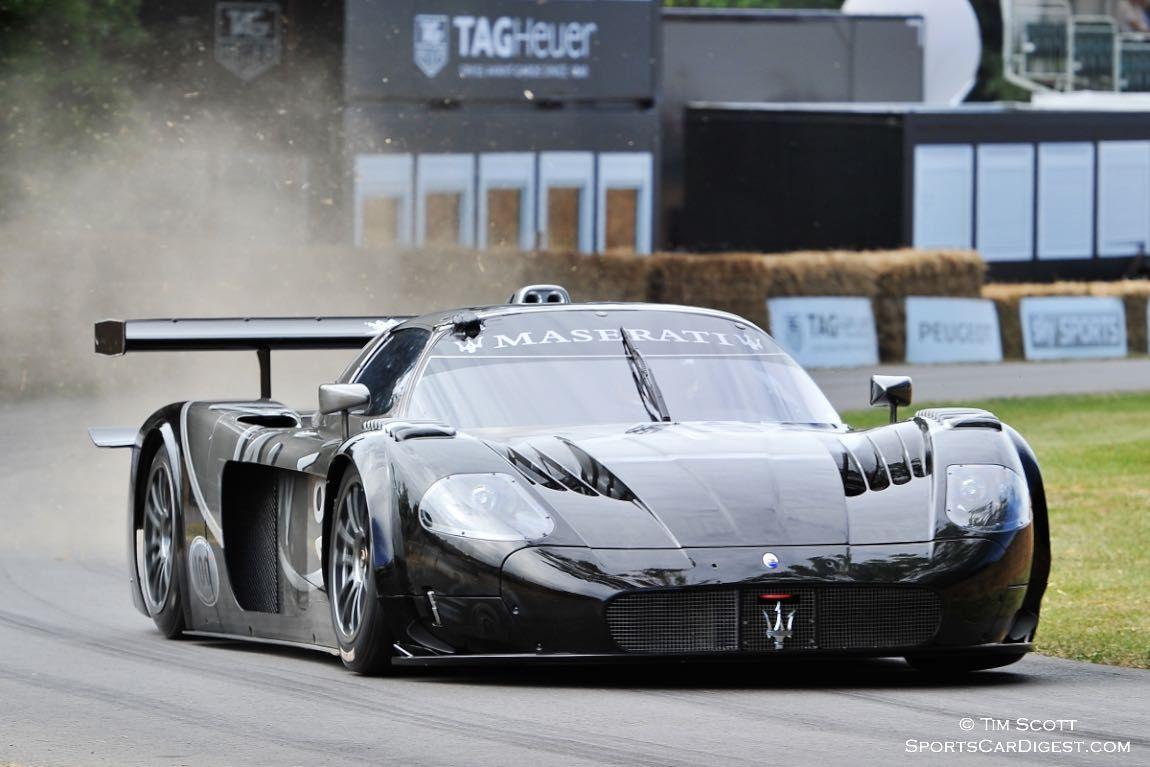 Maserati MC12 'Goodwood Cent 100'   we've all got wheels   Pinterest