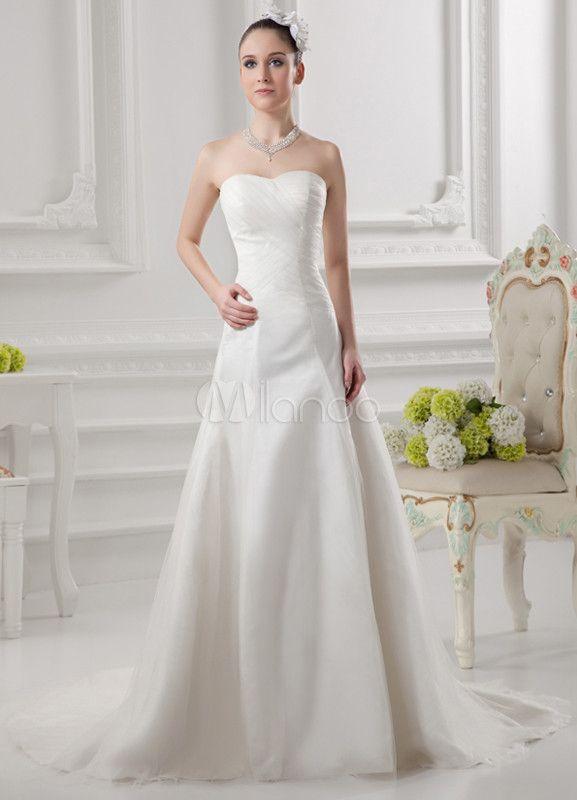 #Milanoo.com Ltd          #Wedding Dresses          #Ivory #A-line #Strapless #Applique #Bridal #Wedding #Dress                   Ivory A-line Strapless Applique Bridal Wedding Dress                                                    http://www.seapai.com/product.aspx?PID=5706697
