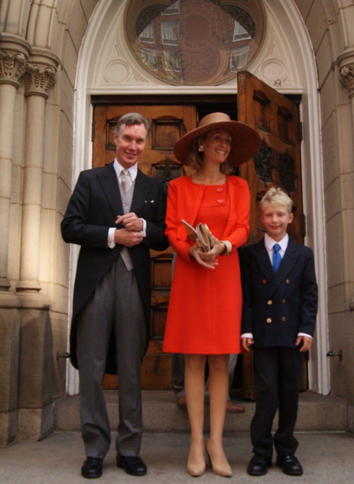 Washington's Imperial Wedding Archduke Imre and Kathleen