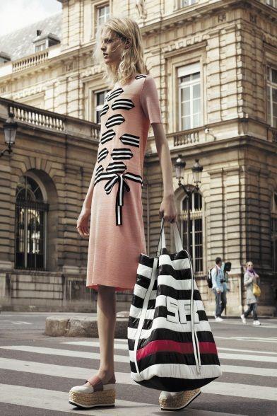 Sfilata Sonia Rykiel Paris - Pre-collezioni Primavera Estate 2014 - Vogue