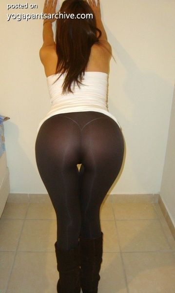 G strings under pantyhose