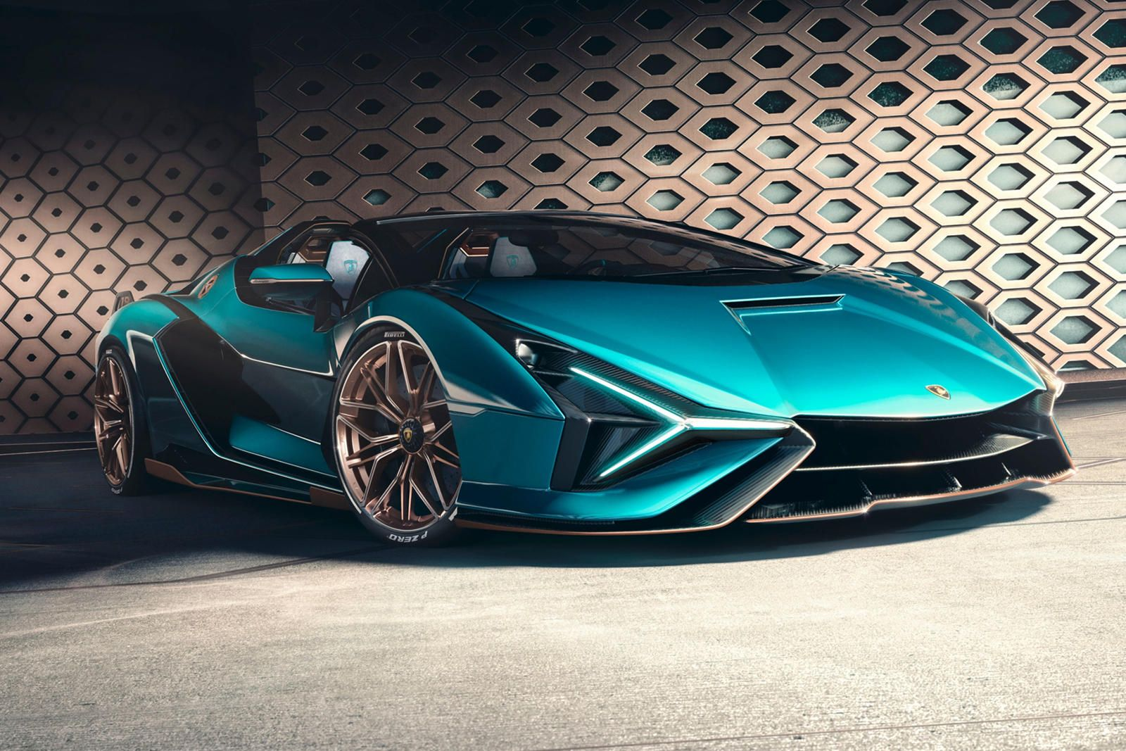 2021 Lamborghini Sian Roadster Is An 819 Horsepower Hybrid Supercar A New Lamborghini Flagship Has Arrived In 2020 Super Cars Roadsters Lamborghini