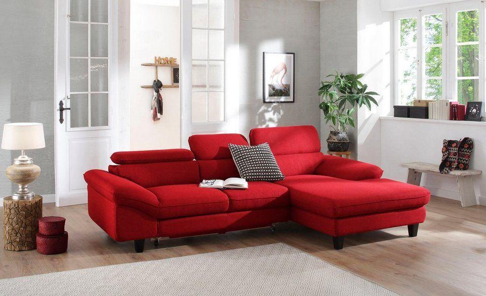 Home Affaire Ecksofa Pilot Wahlweise Mit Bettfunktion Und Bettkasten Online Kaufen Otto Ecksofa Einrichtungsstil Sofa