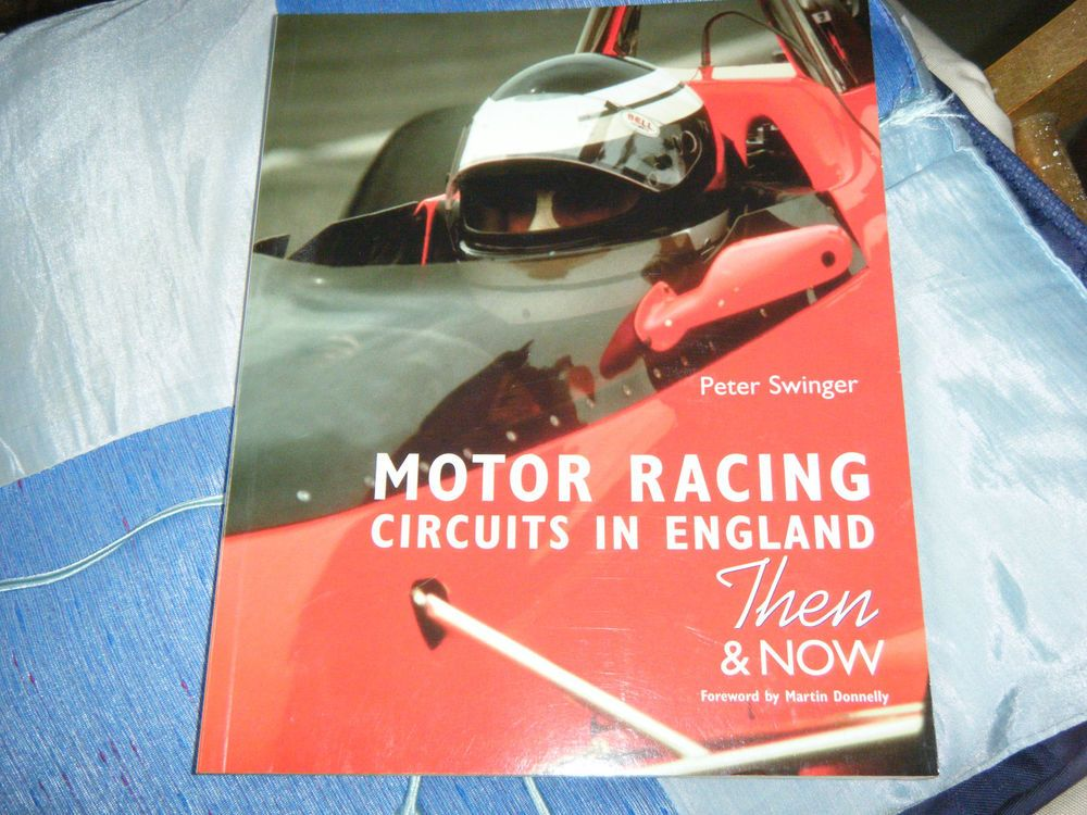 MOTOR RACING FERSFIELD BLANDFORD CATTERICK DEBDEN DAVIDSTOW CRYSTAL PALACE  CROFT