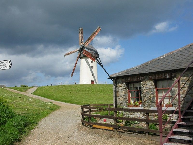 Skerries Watermill And Windmills Near Dublin Ireland Best Of