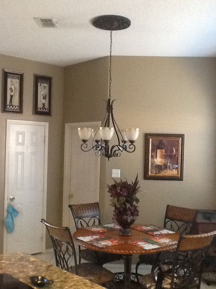 breakfast nook paint is latte by sherwin williams but on lowe s paint colors id=68922