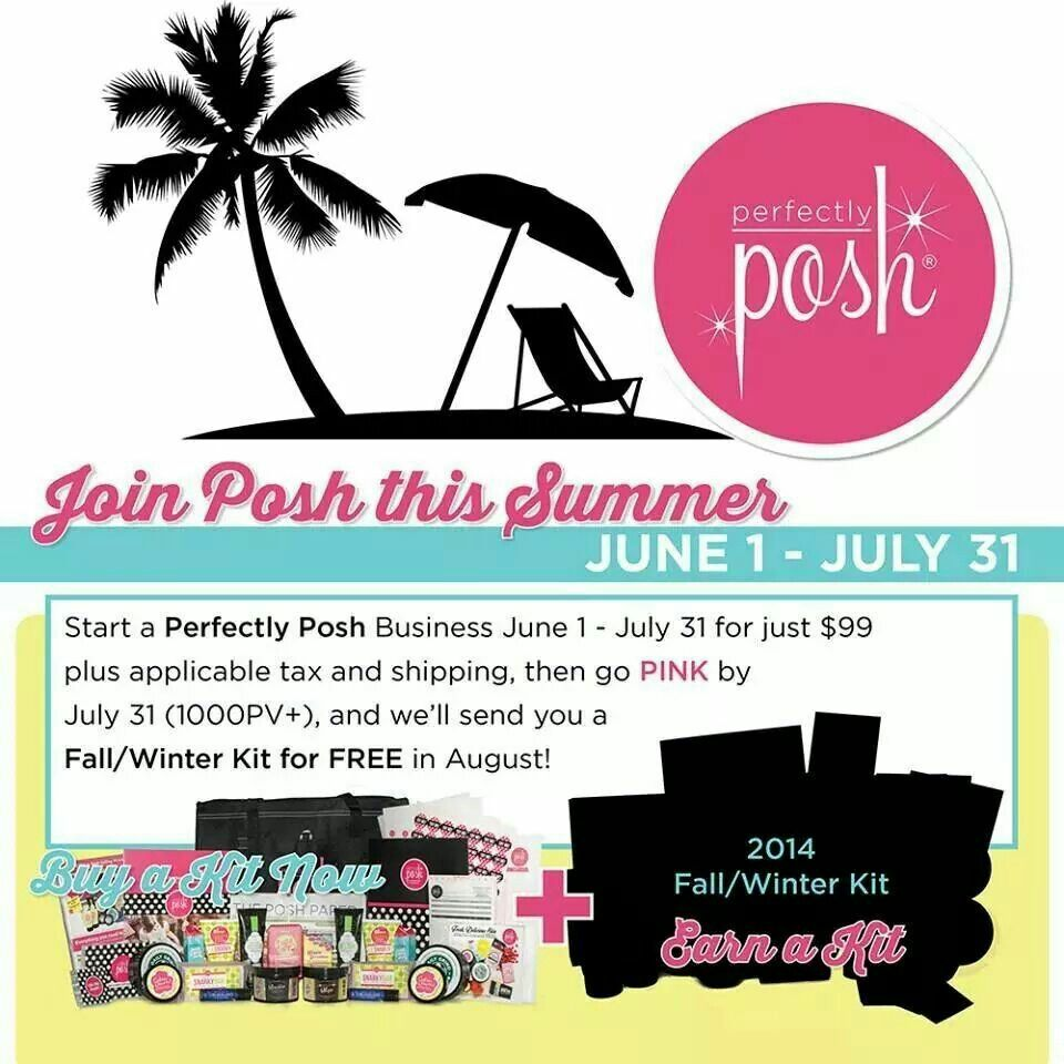Contact me if interested! http://perfectlyposh.com/poshwithsonny