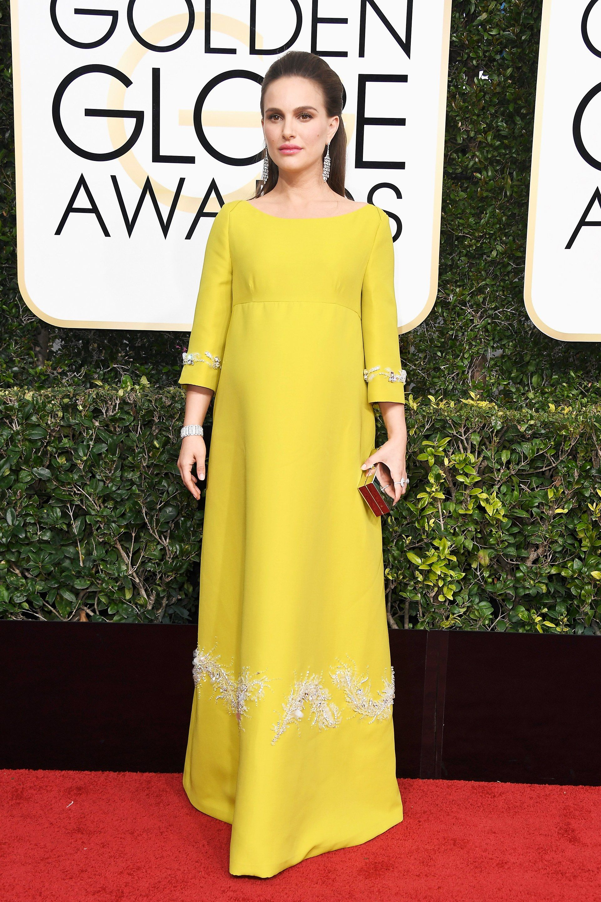 Golden Globes 2017 Red-Carpet Looks