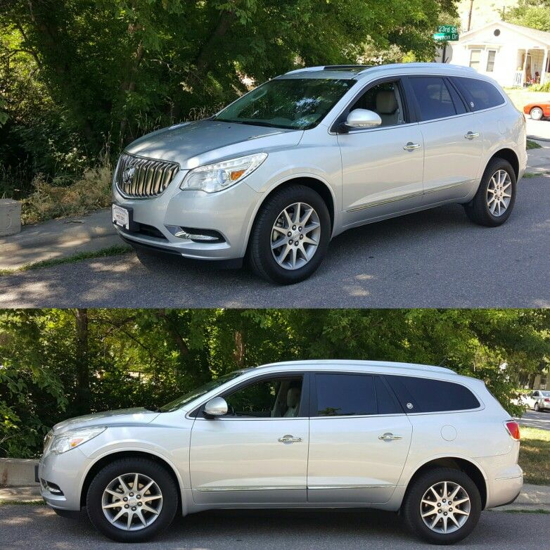 Judy's new Buick Enclave. Buick enclave, Buick, Bmw