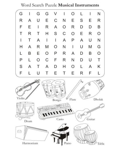 word search puzzle musical instruments download free word search puzzle musical instruments. Black Bedroom Furniture Sets. Home Design Ideas