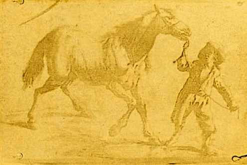 Earliest Known Surviving Heliographic Engraving 1825