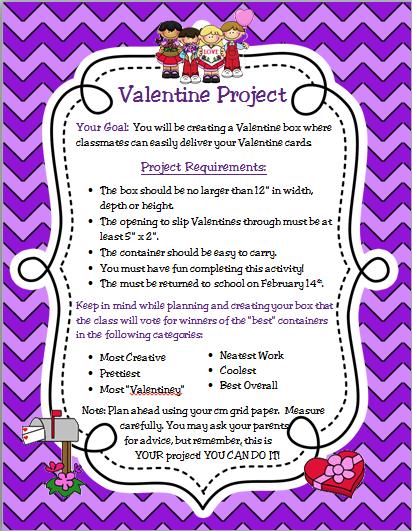 The Valentine Box Meets the Common Core  ScholasticcomHome