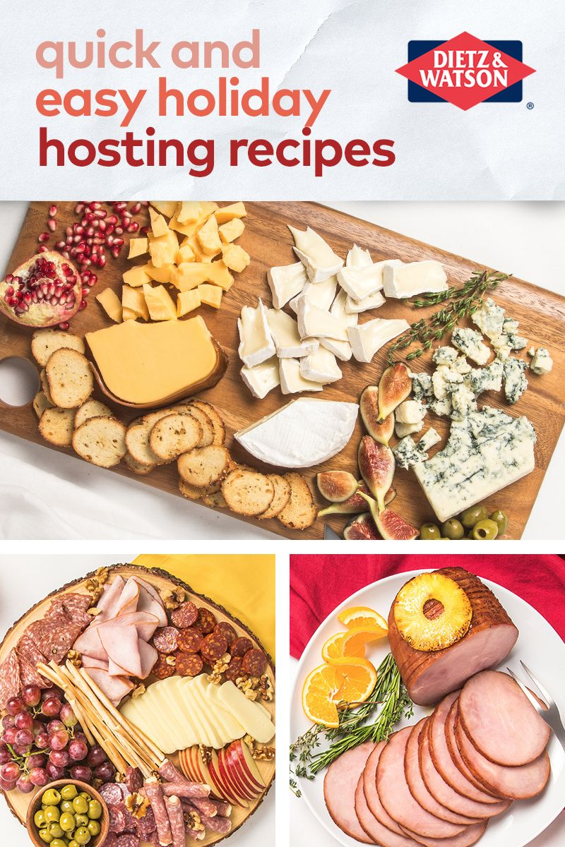 From Appetizers To Entrees Check Out These Quick And Easy Holiday