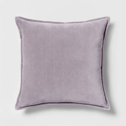 14 Decorative Bed Pillows That Are Too Chic Not To Buy Purple Throw Pillows Throw Pillows Square Throw Pillow