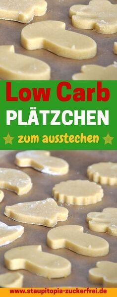 Low Carb Plätzchen mit Mandelmehl #quickfitness