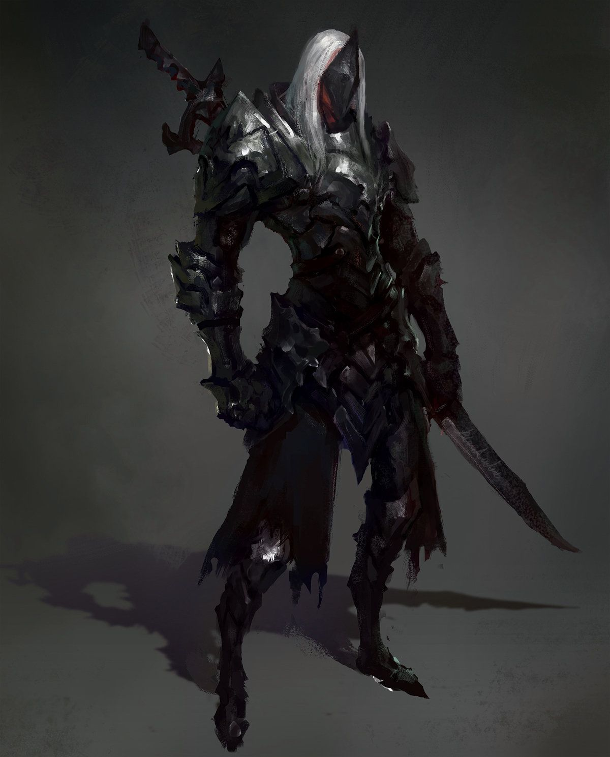 armour artwork claws dark - photo #47