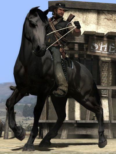 Horse With Images Red Dead Redemption Art Red Dead Redemption