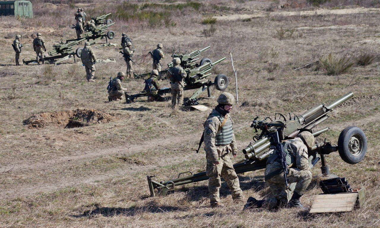 military resume examples infantry%0A Ukrainian Naval Infantry  automatic    mm gunmortar  B    Vasilek    ukraine