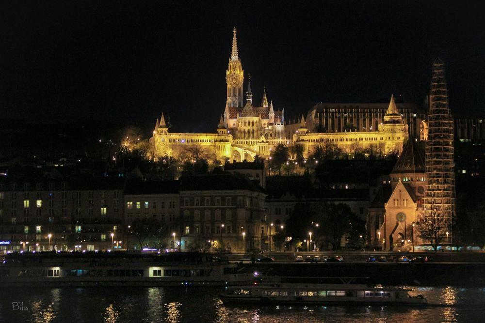 One Night in Budapest by Maurizio Bilanceri