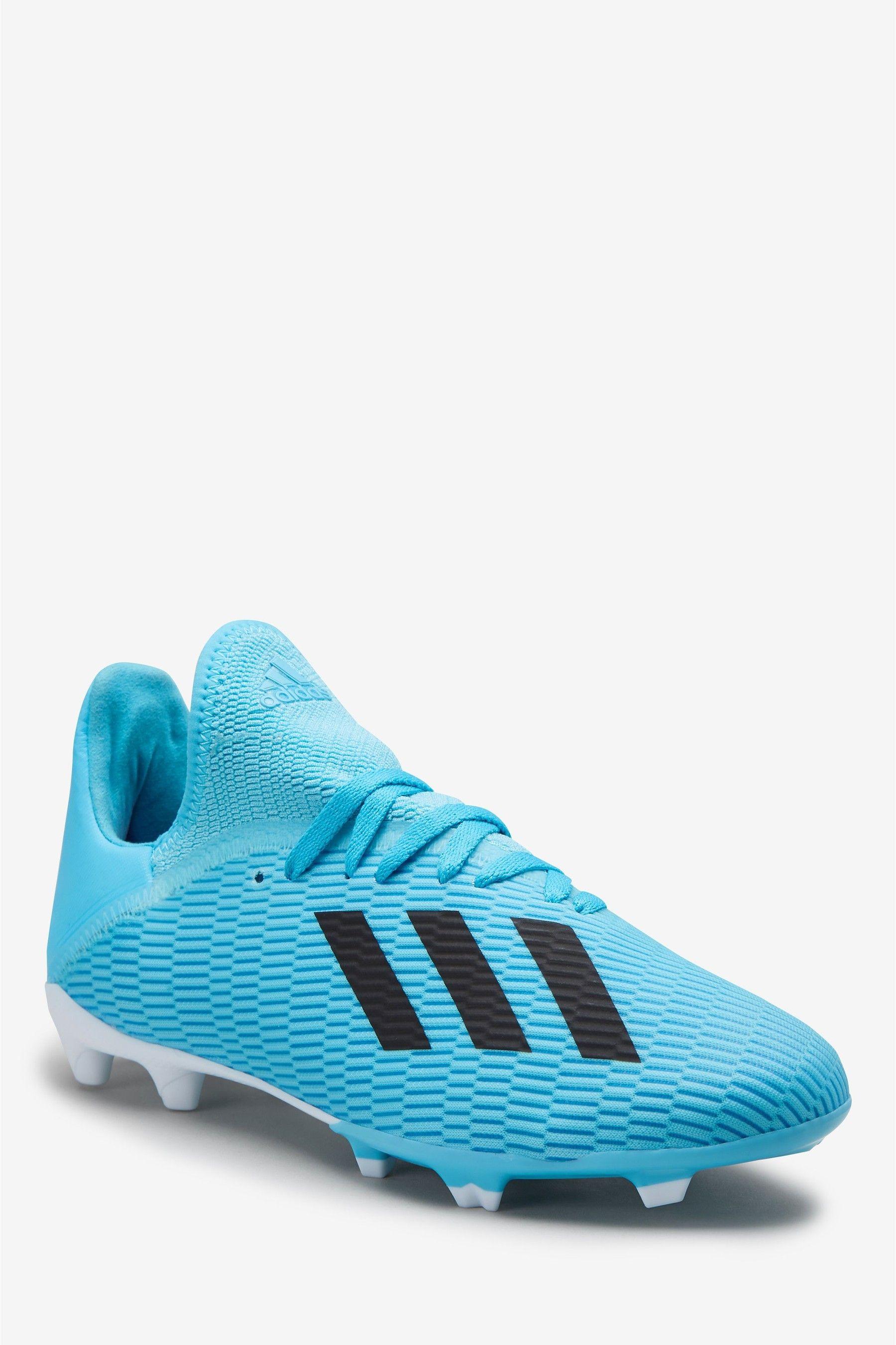 Boys adidas Hardwired Blue X Firm
