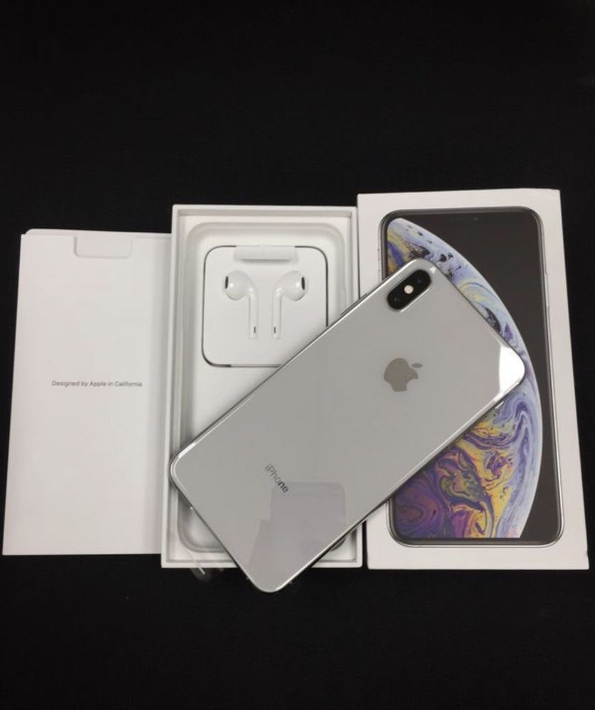 Apple Iphone Xs Max 256gb Silver Verizon A1921 Cdma Gsm Iphone Phone Cases Apple Accessories Apple Products