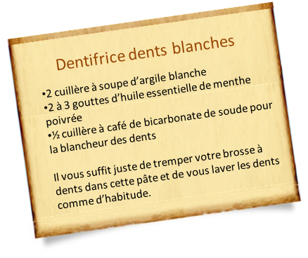 Comment utiliser le bicarbonate de soude pour les dents for Detartrage bicarbonate de soude