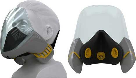 fashion air mask - Google Search