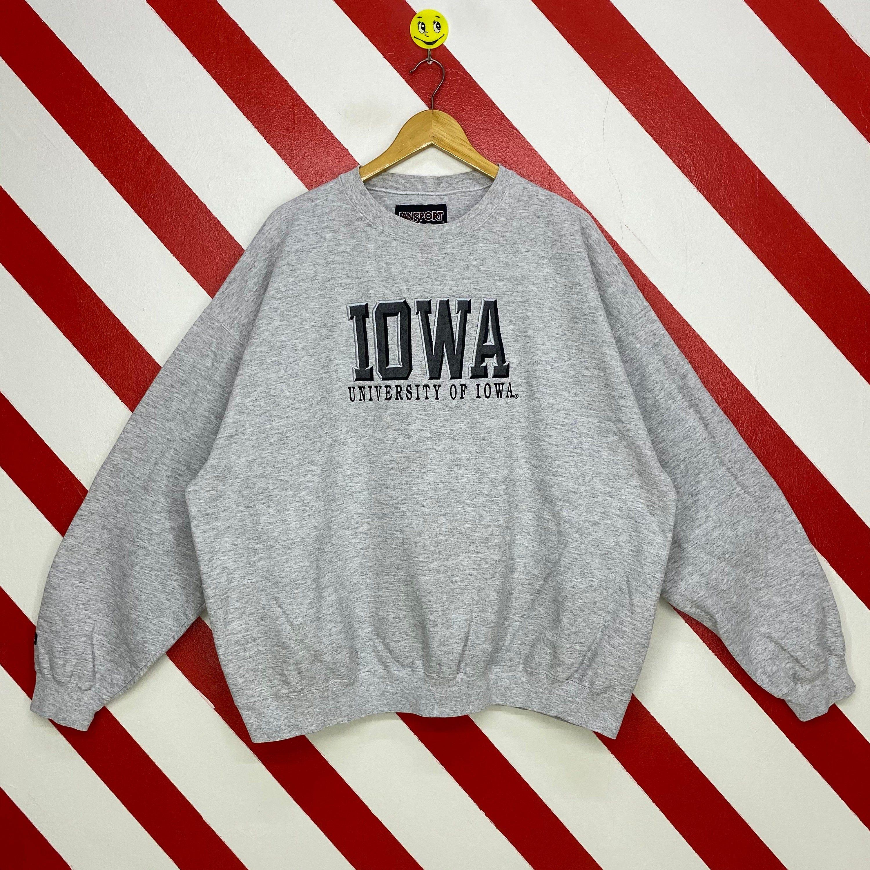 Vintage Iowa State University Sweatshirt Iowa University Crewneck Iowa State Sweater Pullover University Iowa Embroidery Logo Grey Xxlarge University Sweatshirts Embroidery Logo Iowa State University [ 3000 x 3000 Pixel ]