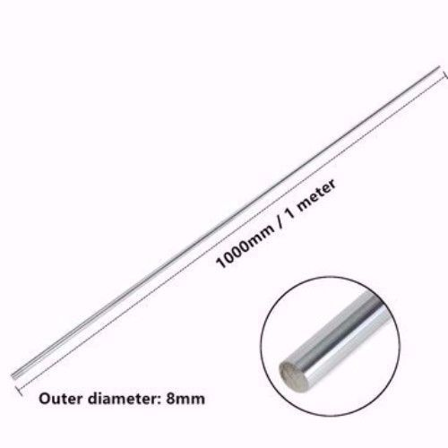 CNC O1 16mm x 1meter Precision Chromed Rod for RepRap  Prusa 3D printers