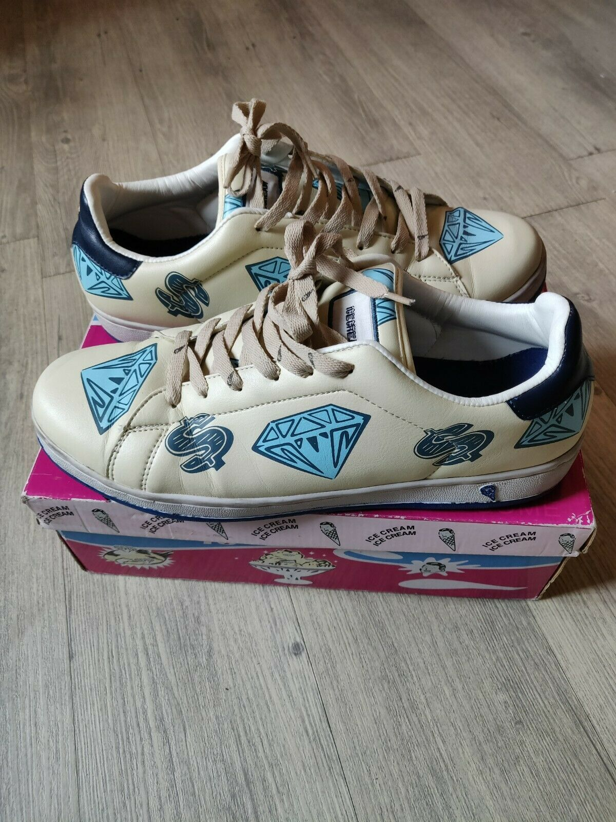 Reebok BBC Ice Cream shoes Pharrell