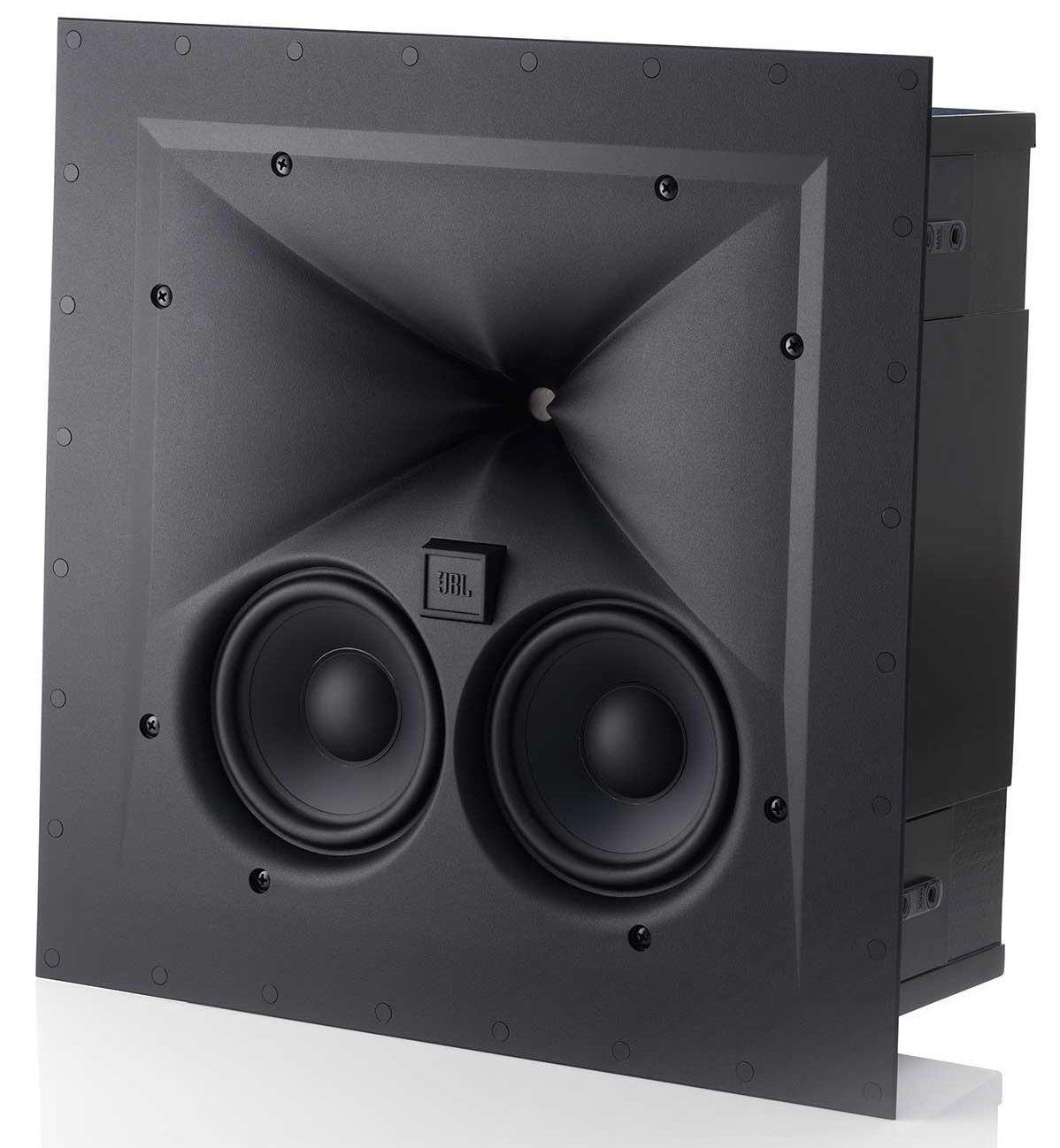 New Pair Jbl Synthesis Scl 3 In Wall In Ceiling 2 Way Loudspeakers Speakers Audio Design Loudspeaker In Wall Speakers